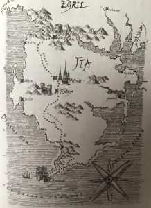 Map of Jia - We are the Dead