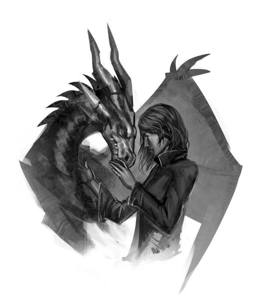 Aram and dragon